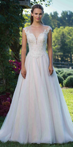 133 - Sincerity Bridal 3975, 173cm, r38, 1950zł, ivory