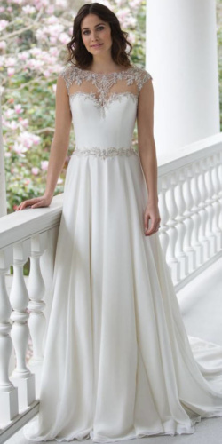 155 - Sincerity Bridal, 3952, 171cm, r38, 1850zł, ivory